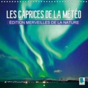Calvendo: Edition Merveilles De La Nature - Les Caprices De
