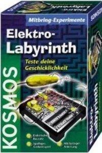 Kosmos 65916 - Mitbringexperiment: Elektro-Labyrinth