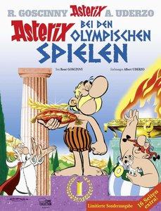 Asterix bei den Olympischen Spielen (limitierte Sonderausgabe)