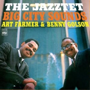 The Jazztet Big City Sounds