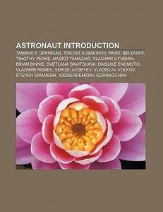 Astronaut Introduction