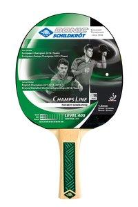 Donic-Schildkröt 705142 - Tischtennis Schläger Champs Line 400,