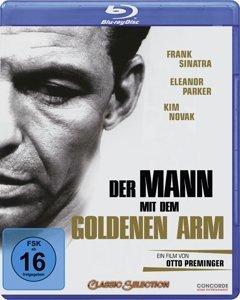 Der Mann mit dem Goldenen Arm (Blu-ray)