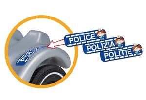 BIG 800056011 - Bobby-Car Classic Polizei