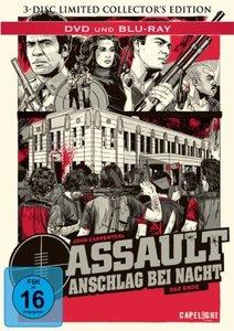 Assault-Anschlag bei Nacht (