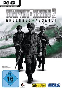 Company of Heroes 2: Ardenness Aussault. Für Windows Vista/7