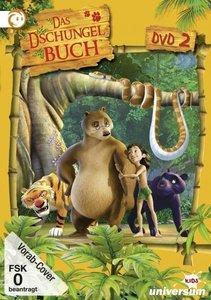 Das Dschungelbuch DVD 2