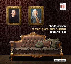 Concerti Grossi After Scarlatti