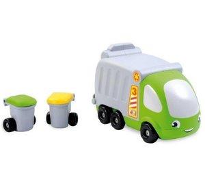 BIG 800055899 - PlayBIG FLIZZIES Müllwagen