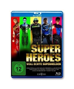Superheroes (Blu-ray)
