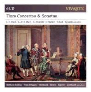 Flötenkonzerte und Sonaten