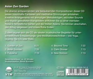 Asian Zen Garden-Life Balance Music