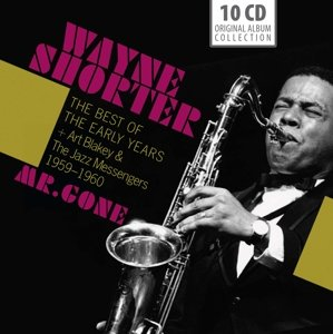 Wayne Shorter-Mr.Gone (best of early years)