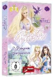 Barbie als Rapunzel & Die Prinzessin und das Dorfmädchen