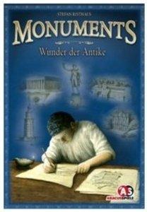 Abacusspiele 23081 - Monuments, deutsche Ausgabe