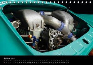 Racing Legend: The Porsche 635 K2 (Tischkalender 2016 DIN A5 que