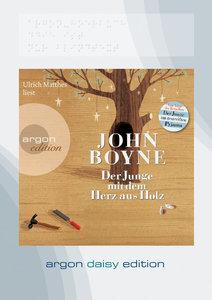 Der Junge mit dem Herz aus Holz (DAISY Edition)