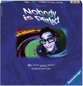 Ravensburger 27225 - Nobody is perfect