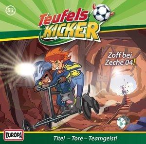 Teufelskicker 53. Zoff bei Zeche 04!