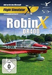 Flight Simulator X - Robin DR 400
