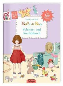 Belle & Boo. Sticker- und Anziehbuch