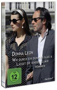Donna Leon: Dunkles Glas/Lasset Die Kinder zu mir