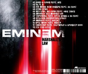 Marshalls Law