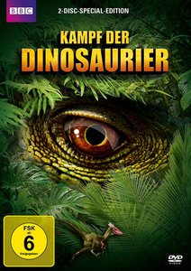 Kampf der Dinosaurier - 2 Disc Special Edition