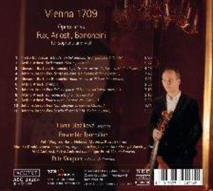 Vienna 1709-Opera Arias