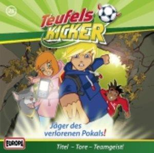 Teufelskicker 28. Jäger des verlorenen Pokals!