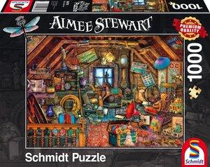 Schmidt 59379 - Aimée Steward, Kostbarkeiten unter dem Dach, Puz