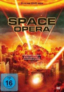 Space Opera-Krieg Der Welten 2/Supernova 2012/+