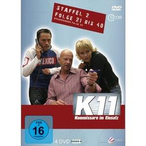 K11 Kommissare im Einsatz - Staffel 2.2 (Folge 21 bis 40)