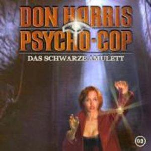 Don Harris - Psycho Cop 03. Das schwarze Amulett
