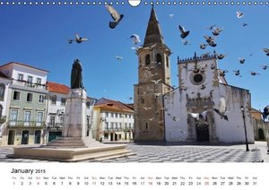 Portugal - The southwest of Europe (Wall Calendar 2015 DIN A3 La
