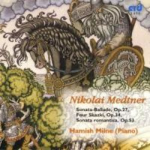 Medtner Piano Music Vol.5