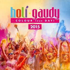 Holi Gaudy 2015-Colour Your Day