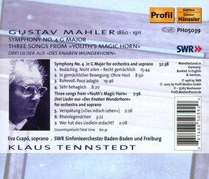 Drei Lieder Aus Des Knaben Wunderhorn