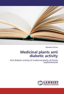 Medicinal plants anti diabetic activity