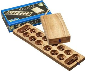 Philos 6303 - Klapp Kalaha, mit Holzkugeln