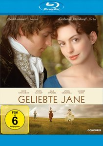 Geliebte Jane (Blu-ray)