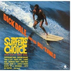 Surfer's Choice+4 Bonus Tracks