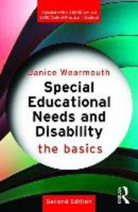 Special Educational Needs and Disability