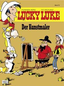 Lucky Luke (Bd. 75). Der Kunstmaler