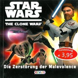 Star Wars The Clone Wars: Die Zerstörung der Malevolence