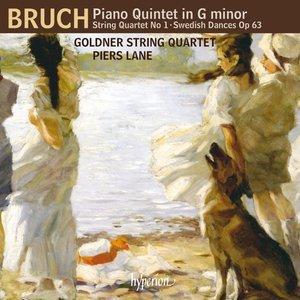 Streichquartett op.9/Schwedische Tänze op.63/+