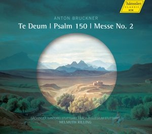 Te Deum/Psalm 150/Messe 2