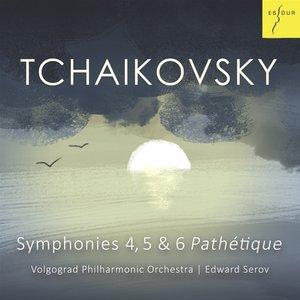 Sinfonien 4,5,& 6 Pathetique