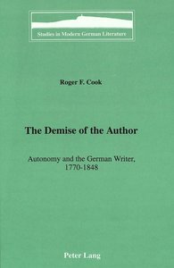 The Demise of the Author