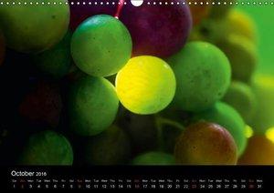 Wine / UK-Version (Wall Calendar 2016 DIN A3 Landscape)